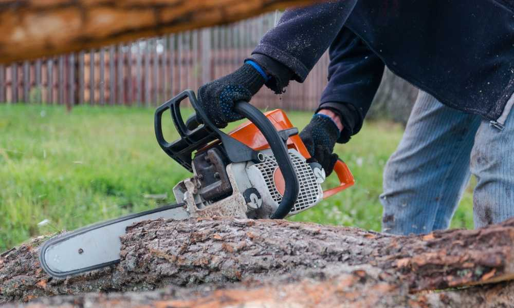 What to Do When Your Chainsaw Won't Start