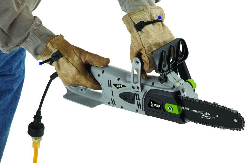 Best Corded Electric Chainsaw: The Most Powerful of Them All